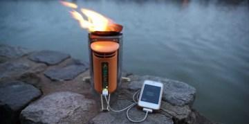 BioLite kamp ocağı ile doğada şarjsız kalmayın