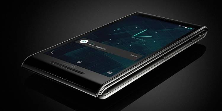 17.000 Dolarlık akıllı telefon Solarin'in farkı nedir?