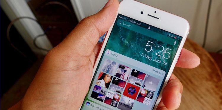 iphone ekran görüntüsü alma
