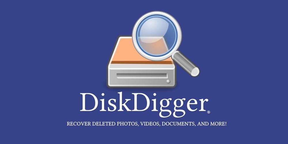 DiskDigger photo recovery ile Silinen Fotoğrafları Geri Getirme