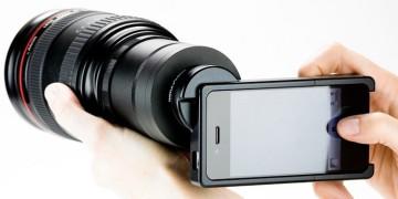 iPhone'da profesyonel kamera deneyimi