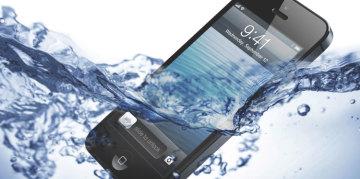İphone'unuzu suya düşürdüğünüzde yapmanız gereken 10 şey