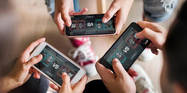 mobil oyun kapak görseli