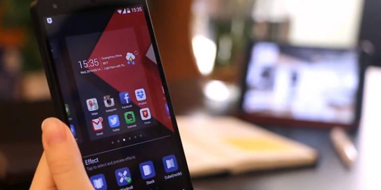 Android Telefon Görünüşünü Değiştiren 5 Launcher
